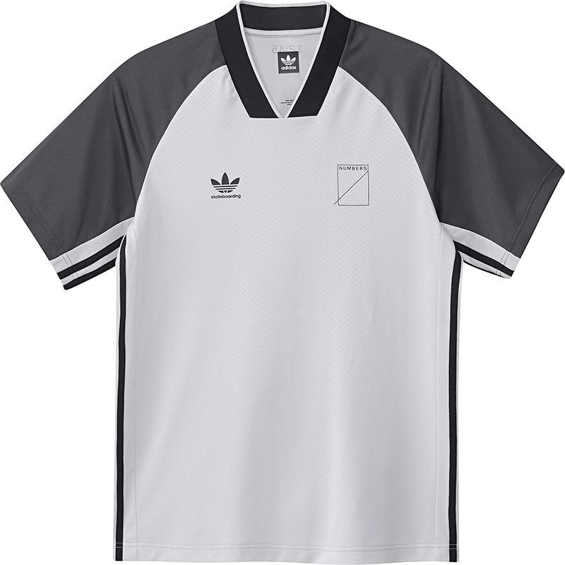 adidas Numbers Jersey Black/Greone/Carbon