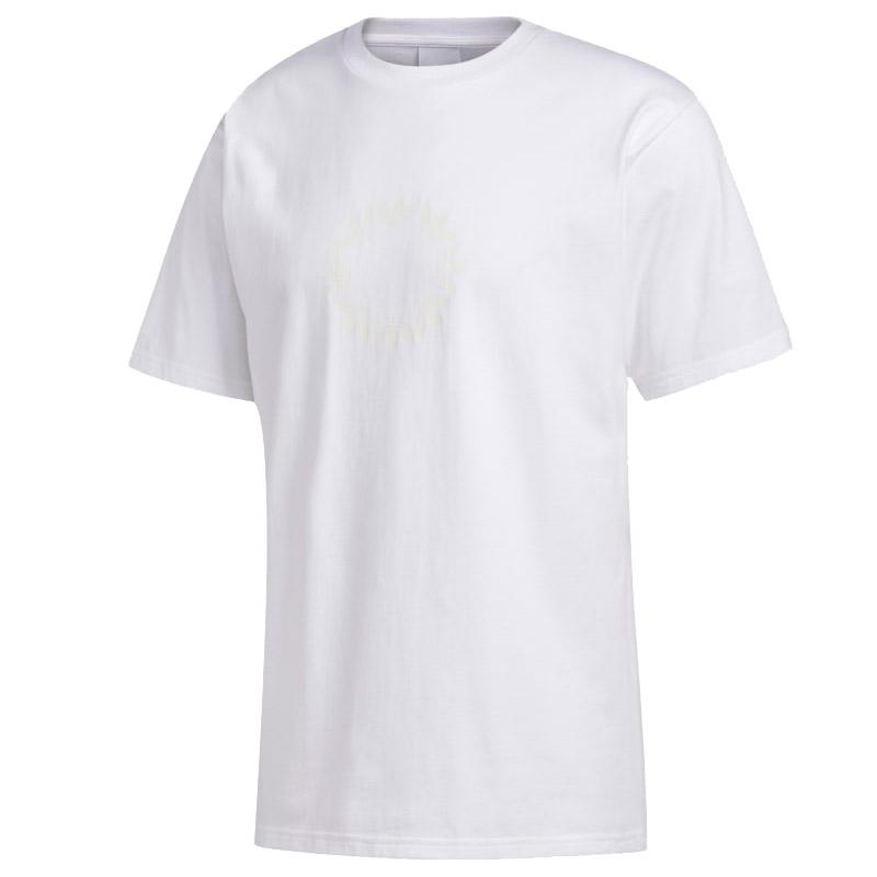 adidas Pinwheel T-Shirt White/Owhite