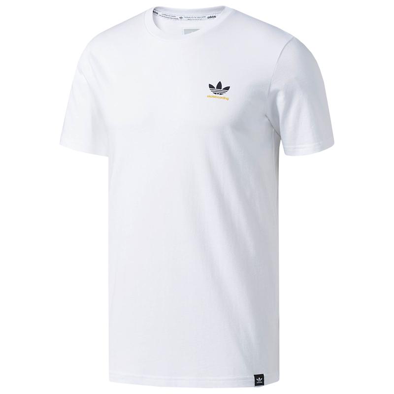 adidas X Hardies T-shirt White/Conavy/Cogold
