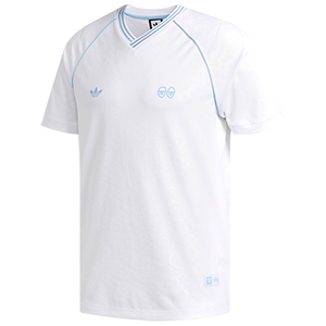 adidas X Krooked Jersey White/ClBlue
