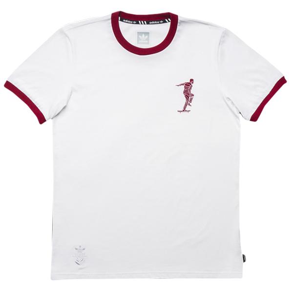 adidas X Magenta T-shirt White/Cburgu