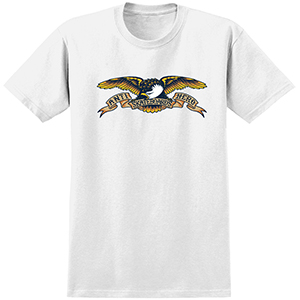 Anti Hero Eagle T-Shirt White
