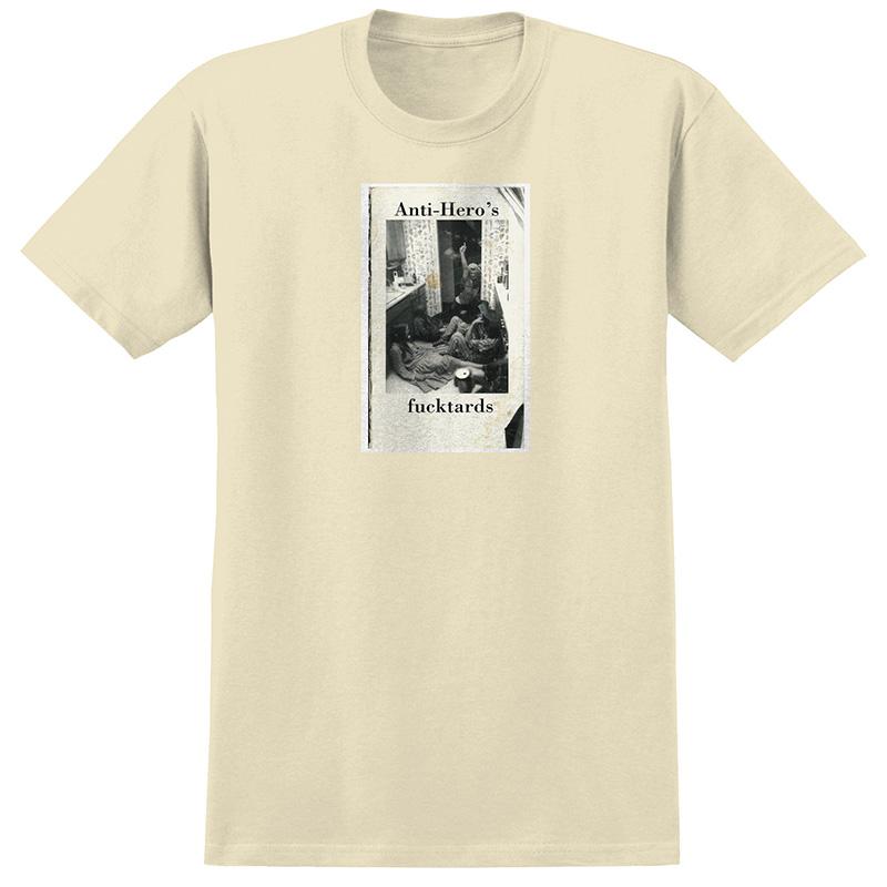 Anti Hero FT's T-Shirt Cream
