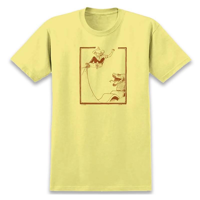 Anti Hero Lance Raney T-Shirt Banana
