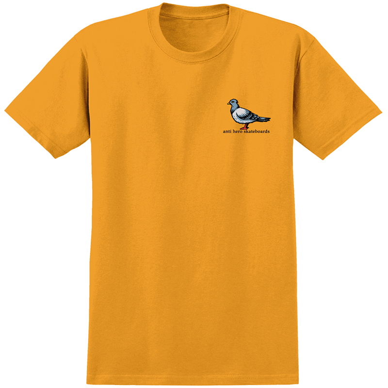 Anti Hero Lil Pigeon T-Shirt Orange