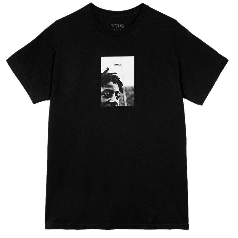 Baker 4 T-Shirt Black