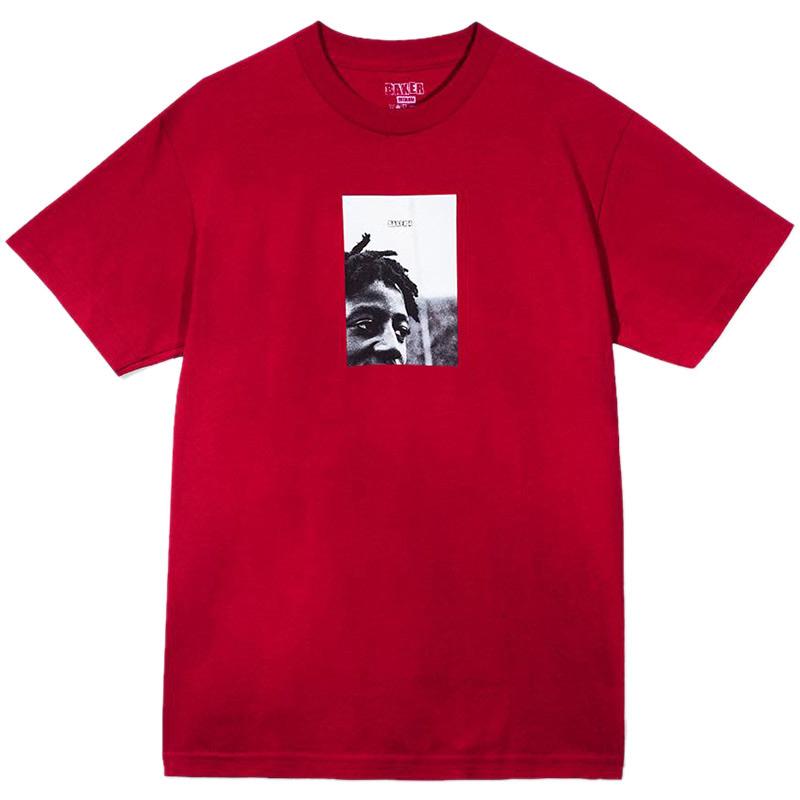Baker 4 T-Shirt Cardinal