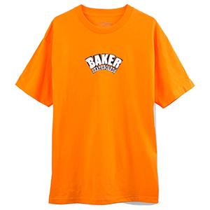 Baker Arch T-Shirt Orange