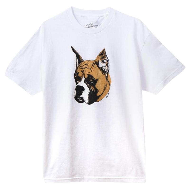 Baker Boxer T-Shirt White