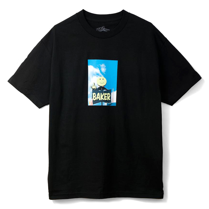 Baker Lankershim T-Shirt Black