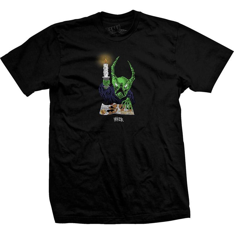Baker Sorcery Survival T-Shirt Black