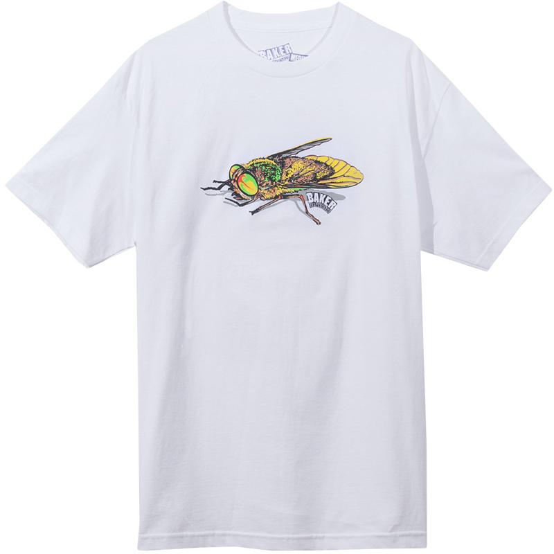 Baker Swatter T-Shirt White