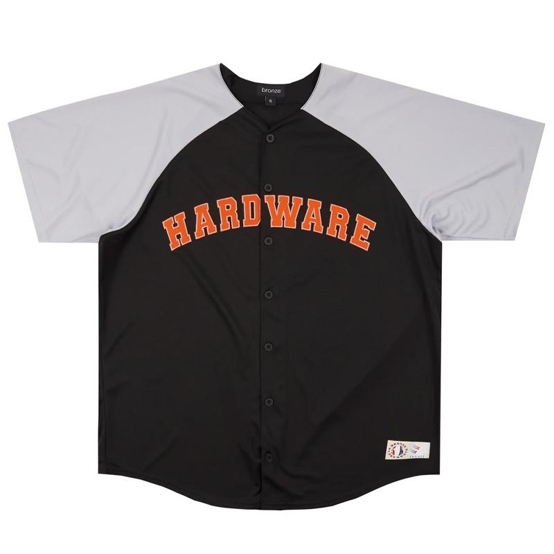 BRONZE 56K Hardware Jersey Black