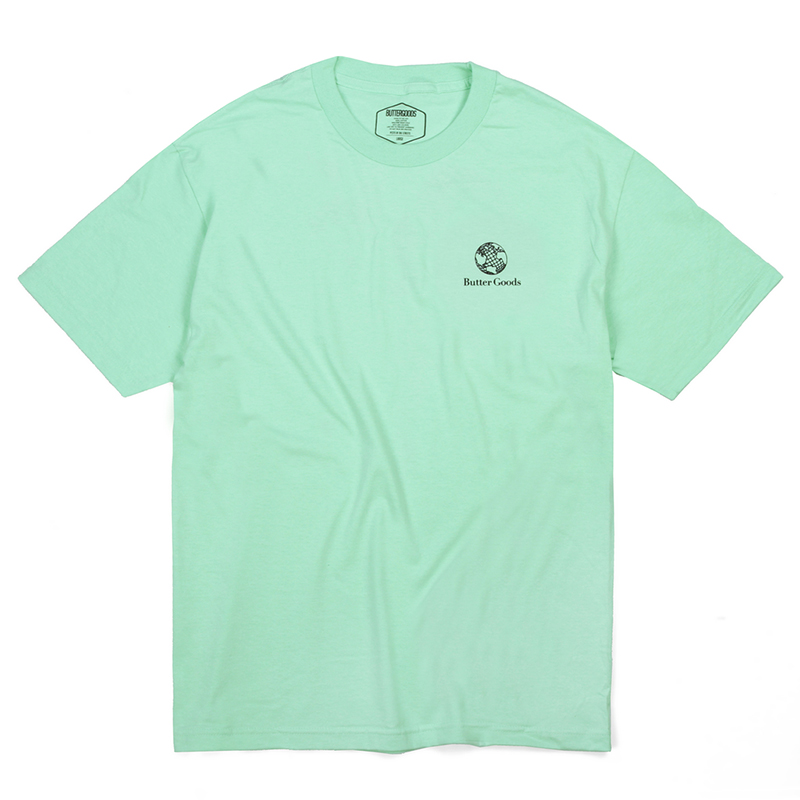 Butter Goods Corner T-Shirt Mint