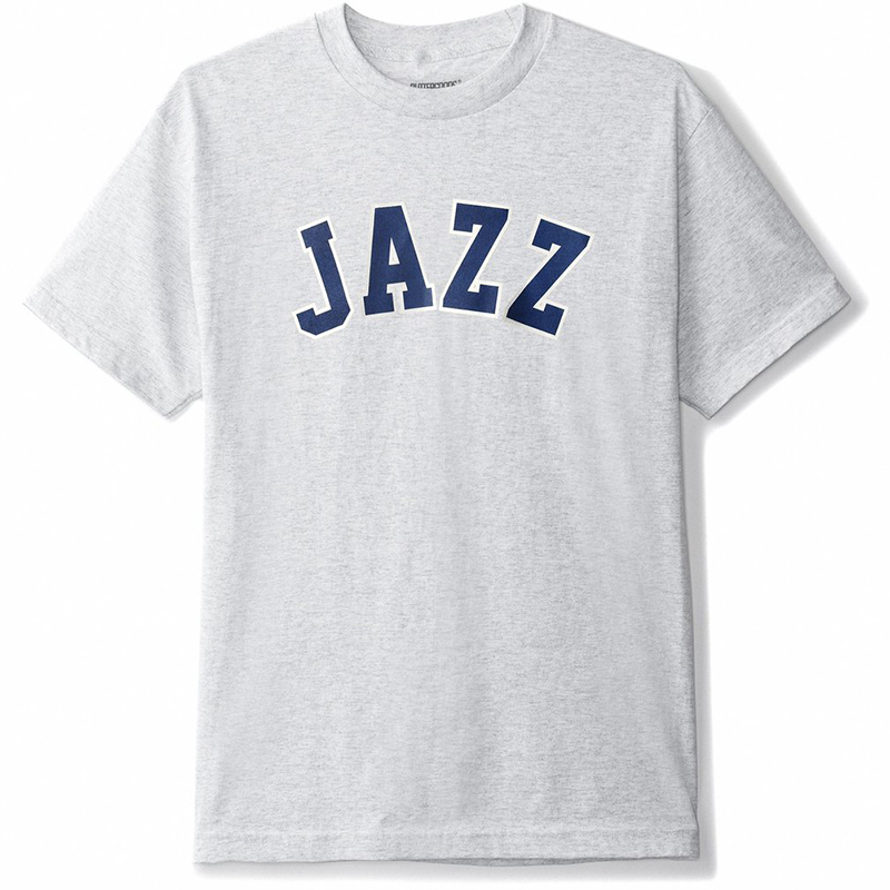 Butter Goods Jazz T-Shirt Ash Heather