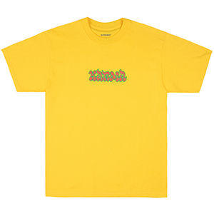 Butter Goods Karma T-Shirt Yellow