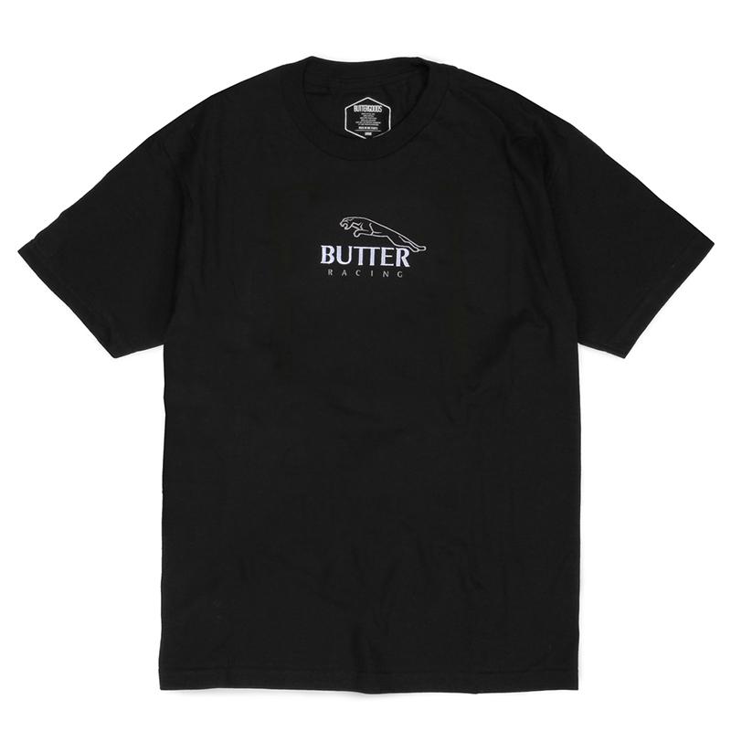 Butter Goods Racing T-Shirt Black
