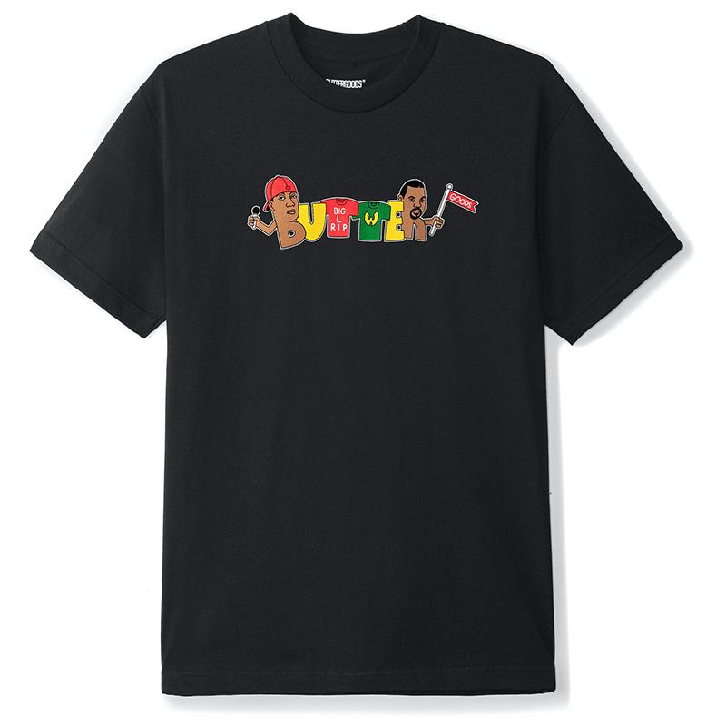 Butter Goods Rap T-Shirt Black