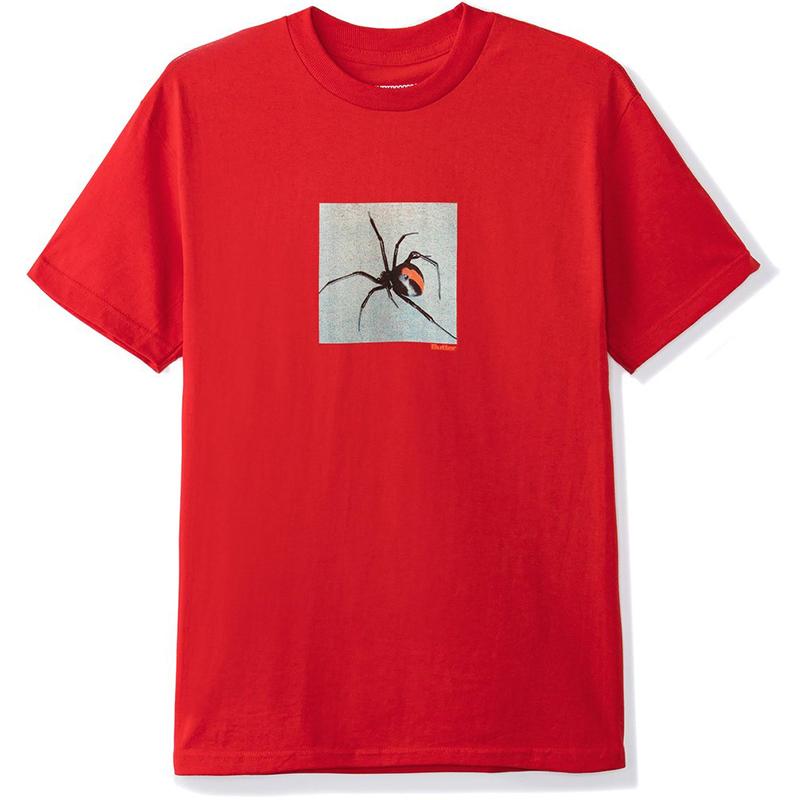 Butter Goods Redback T-Shirt Red