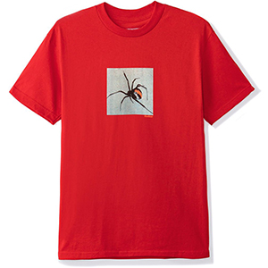 Butter Goods Redback T-Shirt Red
