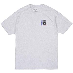 Butter Goods Temple T-Shirt Ash Grey