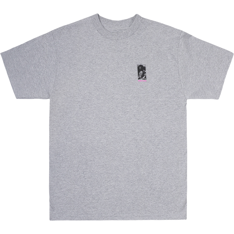 Butter Goods Thrust T-Shirt Heather Grey