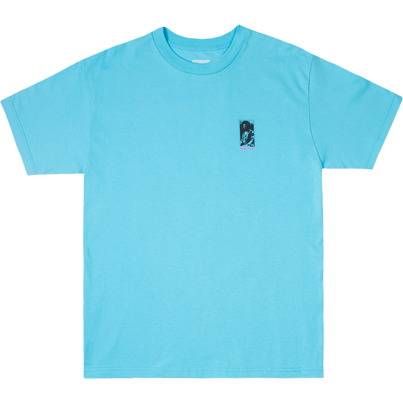 Butter Goods Thrust T-Shirt Pacific Blue