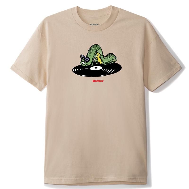 Buttergoods Selector T-Shirt Sand