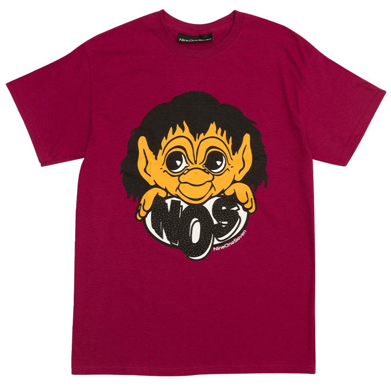 Call Me 917 Troll Berry T-Shirt Berry
