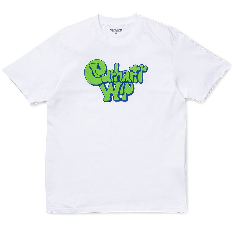 Carhartt Bubble Gum T-Shirt White
