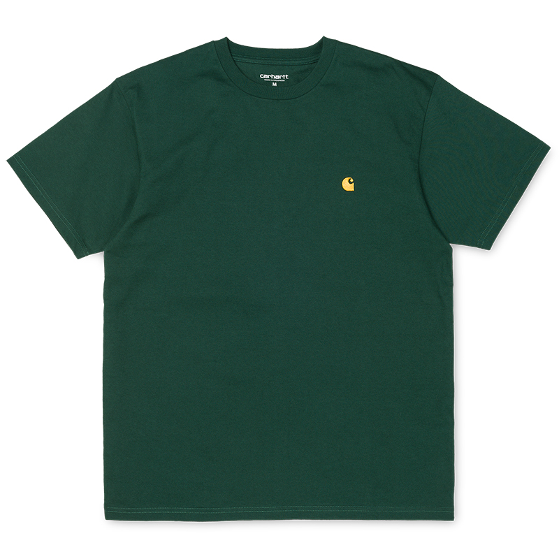 Carhartt Chase T-shirt Tasmania/Gold