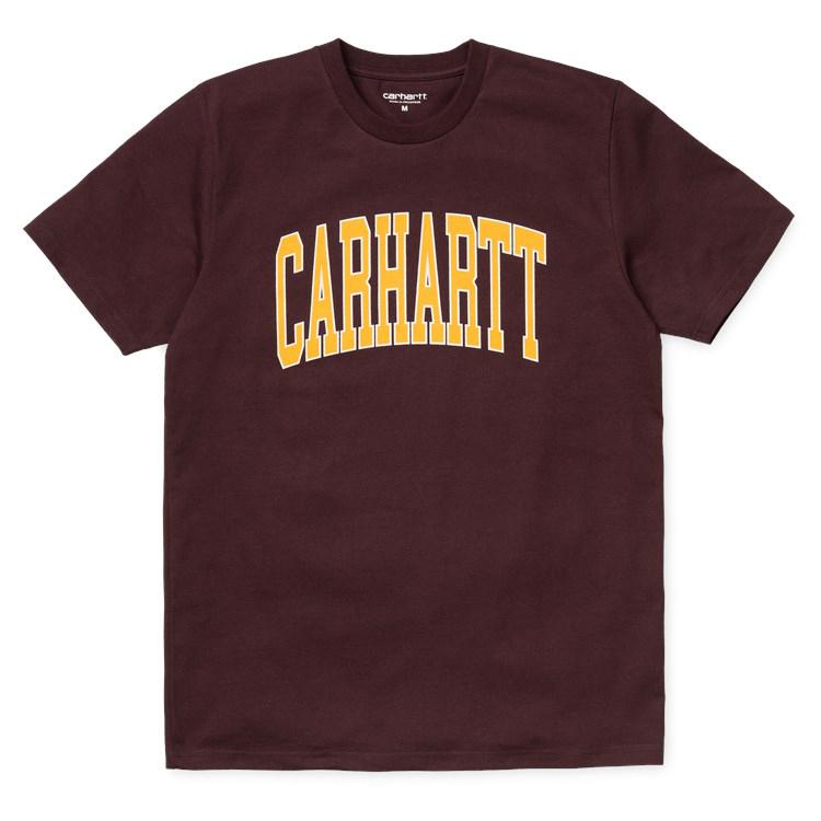 Carhartt Division T-Shirt Damson