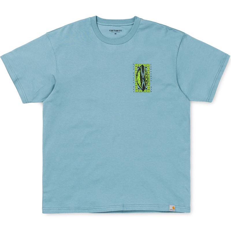 Carhartt Masks T-shirt Dusty Blue