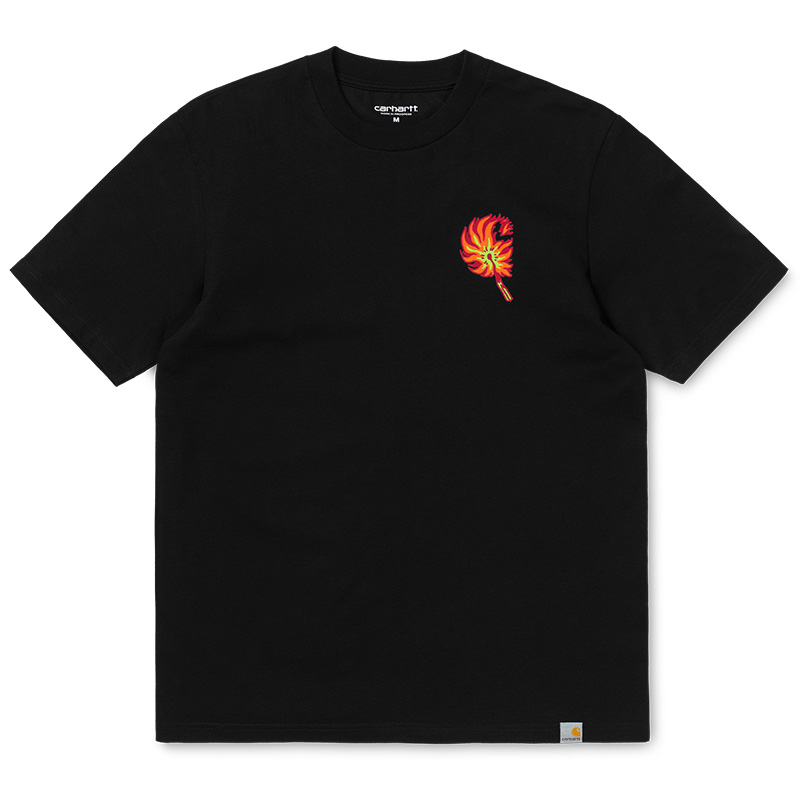 Carhartt Match T-Shirt Black