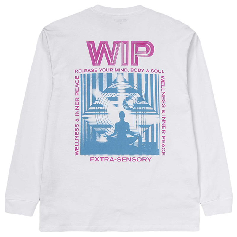 Carhartt WIP Mind T-Shirt White