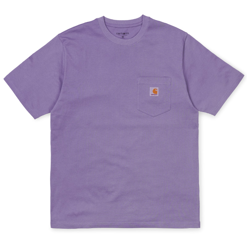 Carhartt Pocket T-Shirt Dusty Mauve