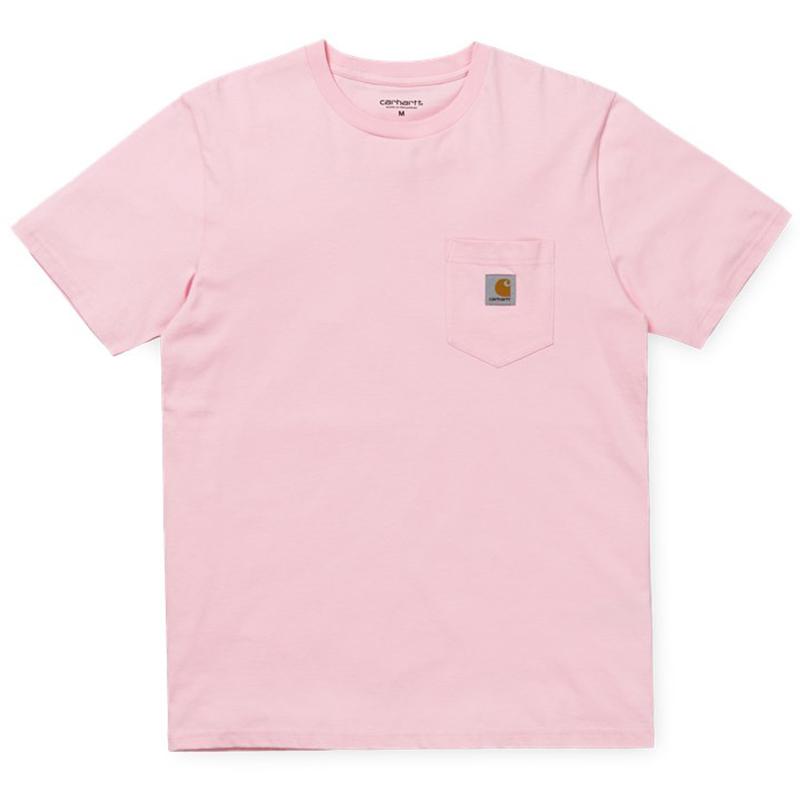 Carhartt Pocket T-Shirt Vegas Pink
