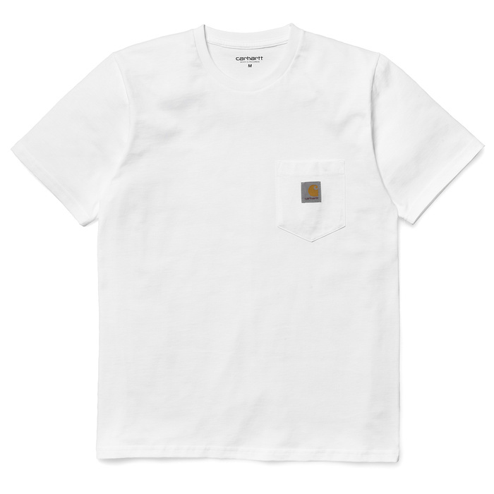 Carhartt WIP Pocket T-Shirt White