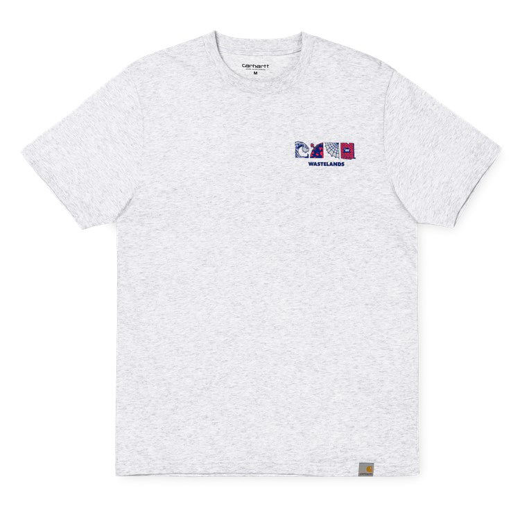 Carhartt Puzzle T-Shirt Ash Heather