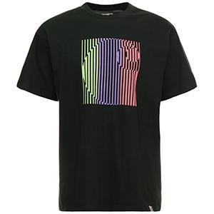 Carhartt Striped T-Shirt Loden