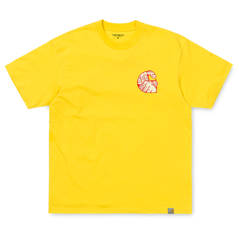 Carhartt Time Is Up T-Shirt Primula