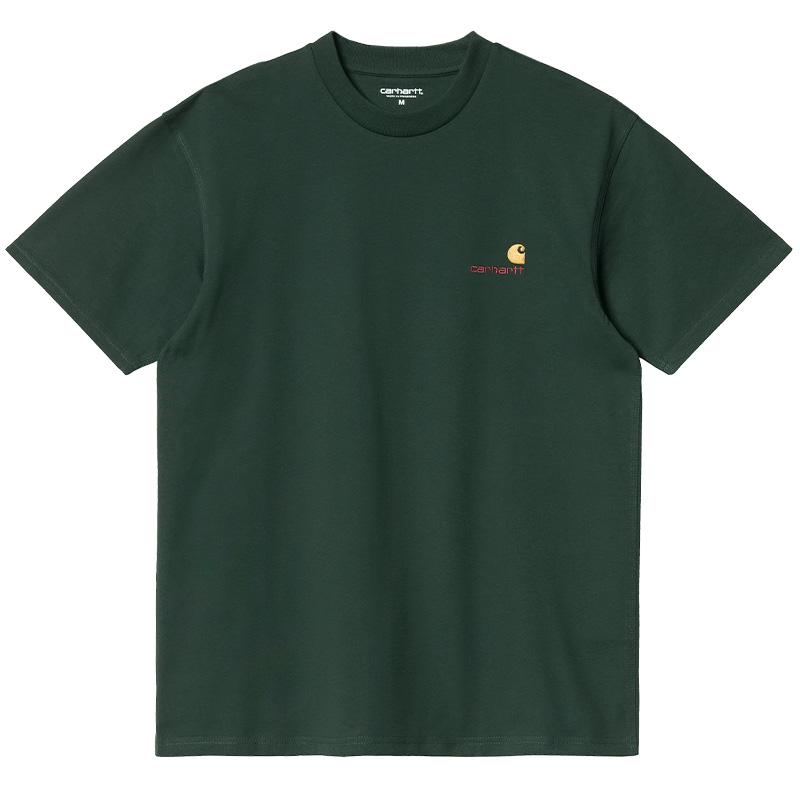 Carhartt WIP American Script T-Shirt Grove
