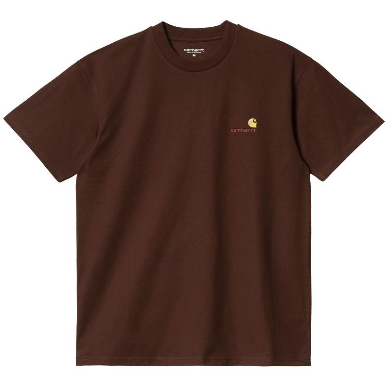 Carhartt WIP American Script T-Shirt Offroad