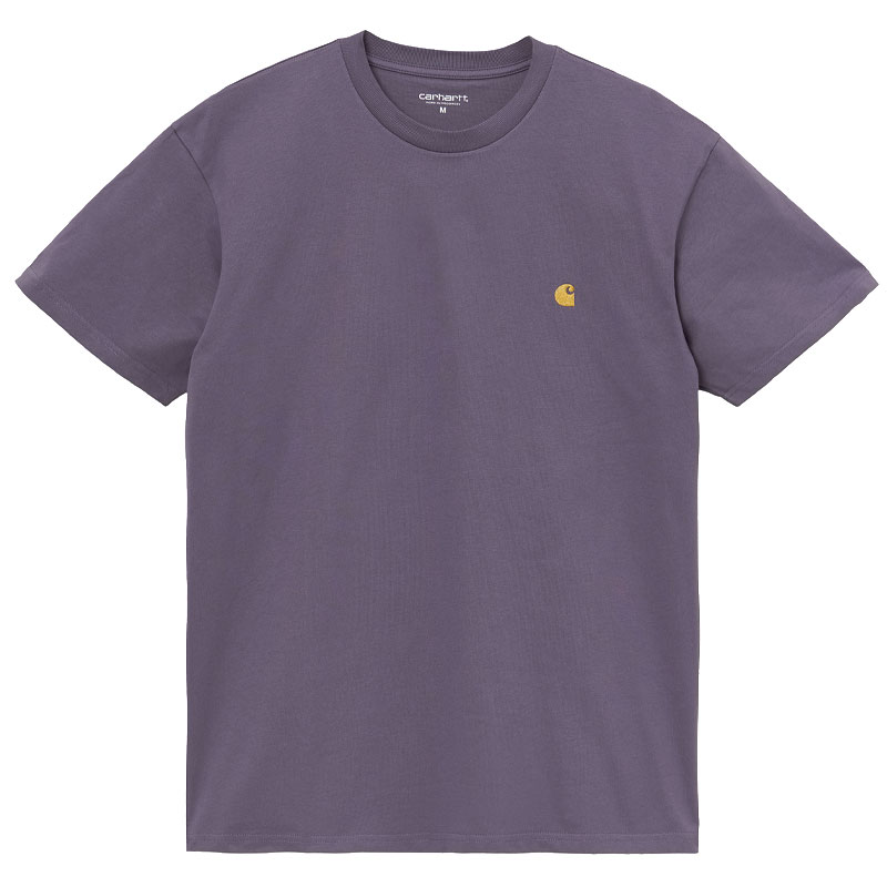 Carhartt WIP Chase T-Shirt Provence/Gold