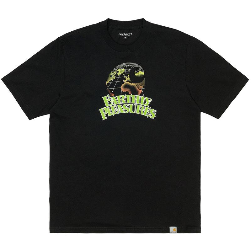 Carhartt WIP Earthly Pleasures T-Shirt Black