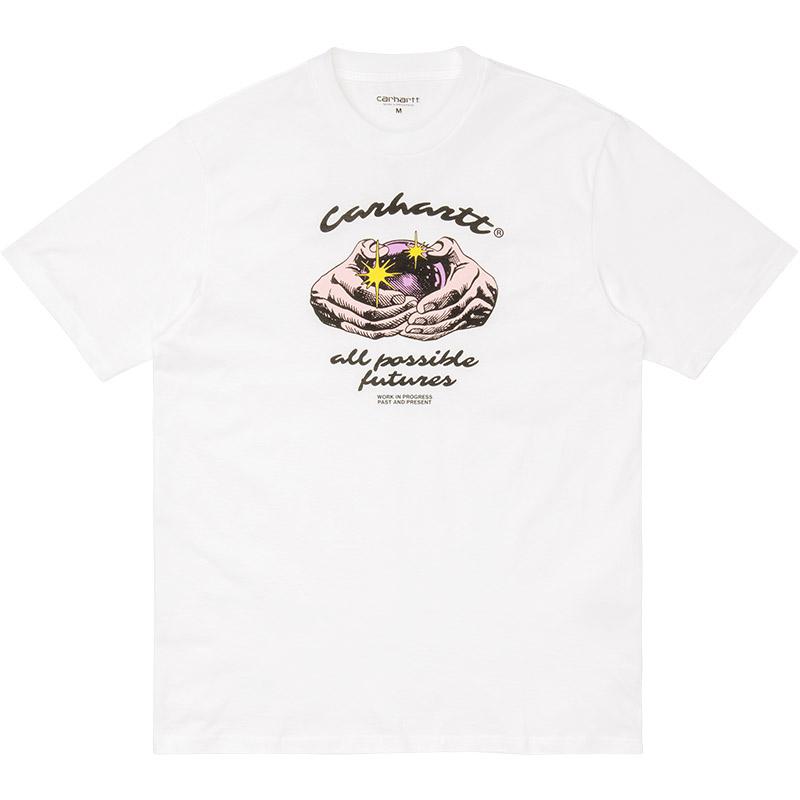 Carhartt WIP Fortune T-Shirt White
