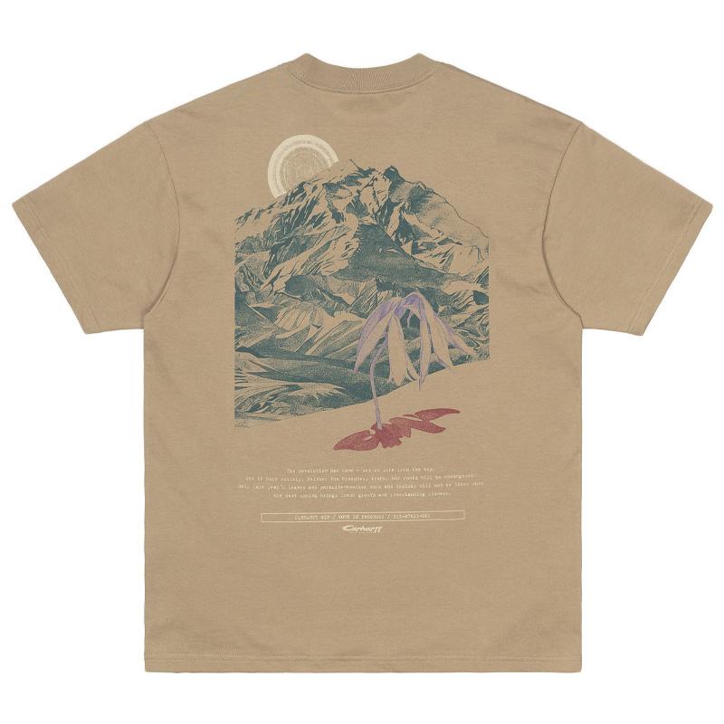 Carhartt WIP Mountain T-Shirt Tanami
