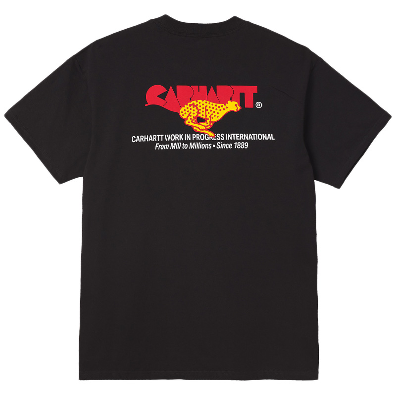 Carhartt WIP Runner T-Shirt Black