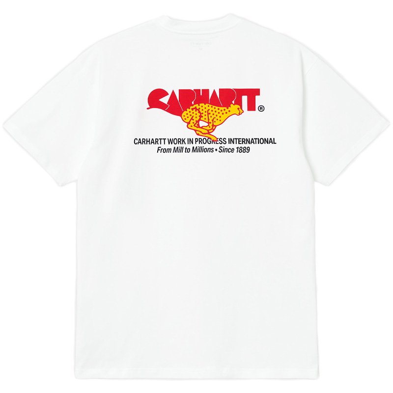 Carhartt WIP Runner T-Shirt White