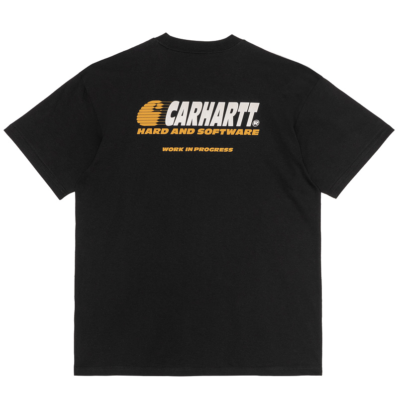 Carhartt WIP Software T-Shirt Black